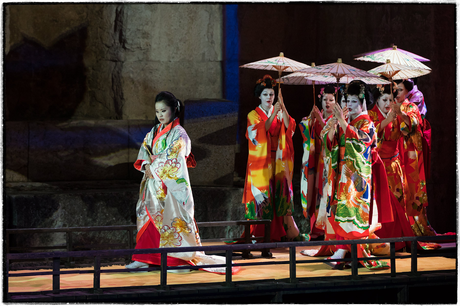 Madame Butterfly: Madame Butterfly (Theatre)
